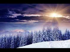 """Relaxing Music, Peaceful Music, Instrumental Music, """"Winter's Light"""" by Tim Janis - YouTube"""
