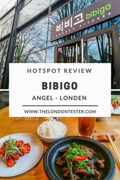 Bibigo Londen: Koreaans Eten in Angel || The London Tester
