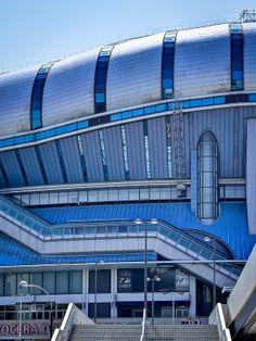Osaka Dome (大阪ドーム) / Architect by Nikken Sekkei (設計:日建設計)