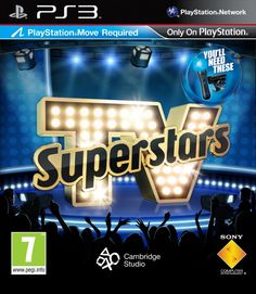 WANT!!!!!!!!!!!  TV Superstars (PS3), SCEI