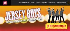 What to do in Providence, Rhode Island-Jersey Boys-Providence Performing Arts Center