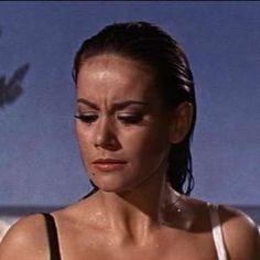 James Bond Actresses Claudine Auger