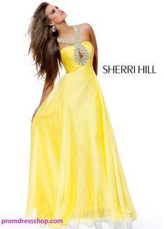 Sherri Hill 2875 at Prom Dress Shop