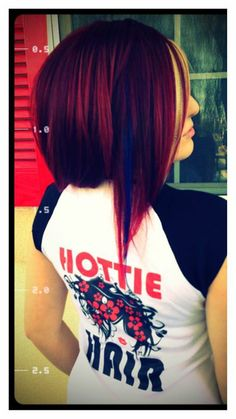 Love this!! I get bored with my hair so I' m always changing it up. I would love something like this