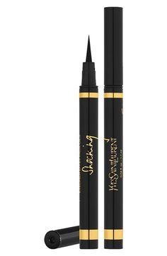 Yves Saint Laurent 'Eyeliner Effet Faux Cils' Bold Felt Tip Eyeliner Pen available at #Nordstrom