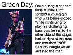Reason 9, 130, 980, 860 why Mike is a lovely human being