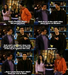 The One Where Chandler Can't Cry