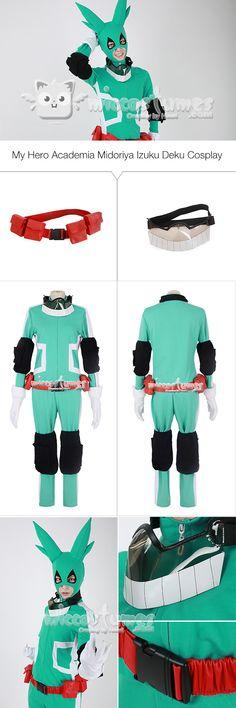 Deku Costume - My Hero Academia Cosplay My Hero Academia, Deku Cosplay, Cosplay Events, Suits For Sale, Pretty Boys, Cosplay Costumes, Otaku, Sportswear, Hoodies
