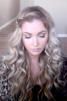 Wavy hair |Pinned from PinTo for iPad|