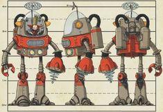 14 brilliant character design tutorials   Tutorial   Computer Arts magazine