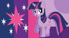 Twilight Wallpaper by on DeviantArt Little Poney, My Little Pony, Wallpaper Pictures, Twilight Sparkle, Mlp, Favorite Tv Shows, Sonic The Hedgehog, Friendship, Wallpapers