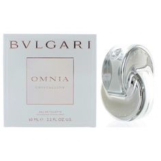 Authentic Omnia Crystalline Perfume By Bvlgari, oz Eau De Toilette Spray for Women Bvlgari Omnia Crystalline, Perfume And Cologne, Great Gifts For Mom, Retail Box, Perfume Collection, New Fragrances, Luxury Gifts, Mother Day Gifts, Crystals