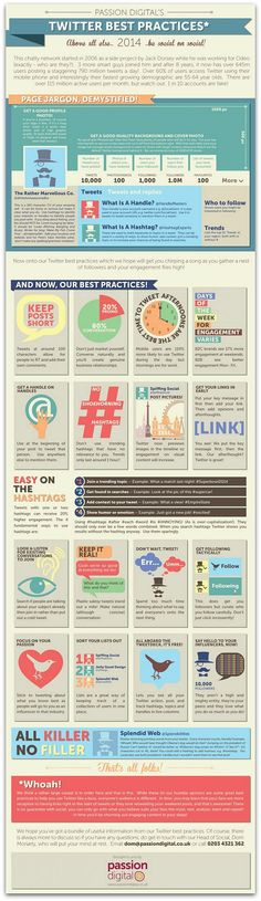 #Infographic: Are your #Twitter skills up to date? | #SocialMedia
