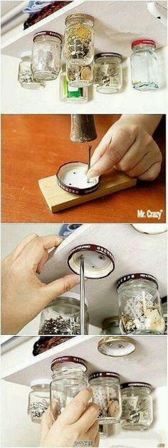 must do when i run out of space in the box!! Great for craft room