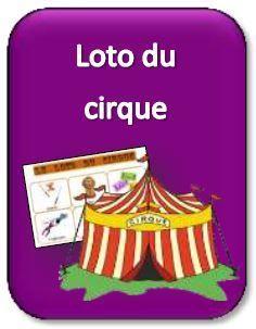 Lien loto du cirque