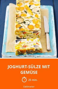Yogurt jelly with vegetables - Yogurt jelly with vegetables – smarter – time: 25 min. Gourmet Sandwiches, Healthy Sandwiches, Sandwiches For Lunch, Vegan Appetizers, Appetizer Recipes, Sandwiches Gourmets, Raw Food Recipes, Vegetarian Recipes, Chicken Sandwich Recipes