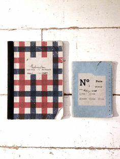 Papier Fluff Vintage Notebook