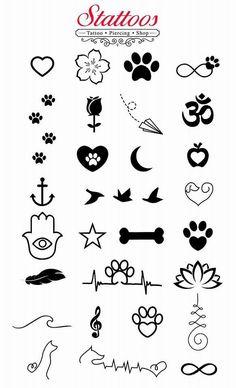Las 170 Mejores Imágenes De Tatuajes Temporales En 2019 Tiny