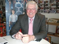 """Peter Purves is the actor, presenter and talented director who first shot to fame appearing with William Hartnell in 44 episodes of Doctor Who playing his companion Steven Taylor. His varied career is perhaps most well remembered for his 10 year stint as part of the Blue Peter """"Dream Team"""" with Valerie Singleton and John Noakes."""