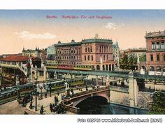 Hallesches Tor, Berlin Kreuzberg Louvre, Mansions, House Styles, Building, Travel, Pictures, Picture Frames, Viajes, Manor Houses