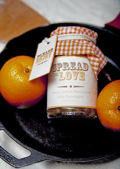 Spread the Love marmalade campaign on Behance