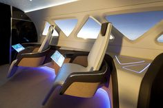 LIFE project Transport Aircraft Interior Crystal Cabin Award 2012 Almadesign