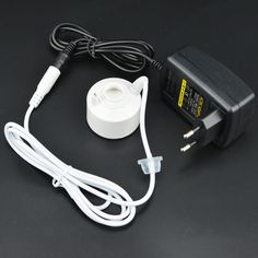 New Mist Maker 24v Atomizer Head Air Humidifier Fogger Ultrasonic Humidifier Nebulizer Water Mist Humidistat