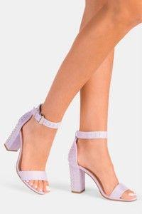 Fioletowe Sandaly Deezee Z Klamrami Shoes Sandals Fashion