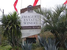 Imagery Winery, sister company of Benzinger Vineyards~Sonoma Valley, by far the best labeled Wine out there.  Different artists design every vintage!