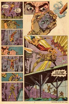 Paul Gulacy & Doug Moench, Master of Kung Fu #31