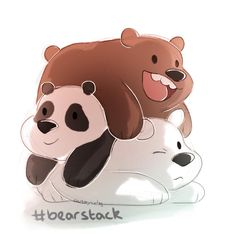 Adorable | We Bare Bears | Know Your Meme