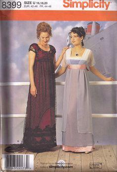Robe de soirée Titanic
