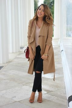 Fall Autumn Outfit  Sleepless in High Heels