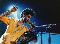 Prince - 1991 Diamonds and Pearls Tour