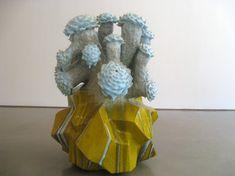 animal/vegetable/mineral : sculptures by matt wedel Tree Sculpture, Lion Sculpture, Ceramic Sculptures, Contemporary Sculpture, Contemporary Art, Animal Vegetable Mineral, Environmental Art, Flowering Trees, Ceramic Artists