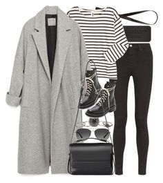 """""""Untitled #7616"""" by nikka-phillips ❤ liked on Polyvore featuring Marc by Marc Jacobs, H&M, AG Adriano Goldschmied, Margaret Howell, Zara, Wet Seal, rag & bone, Michael Kors and AllSaints"""