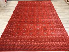 Afghan Turkish Traditional Rug Size 200 X