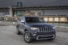 2014 Jeep Grand Cherokee black