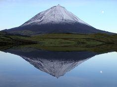 Montanha da ilha do Pico, Açores