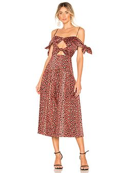 Shop a great selection of Leopard Bow Dress Rebecca Taylor. Find new offer and Similar products for Leopard Bow Dress Rebecca Taylor. Dress With Bow, Dress Up, Denim Pencil Skirt, Rebecca Taylor, Revolve Clothing, Ladies Dress Design, Summer Dresses, Sun Dresses, Casual Dresses