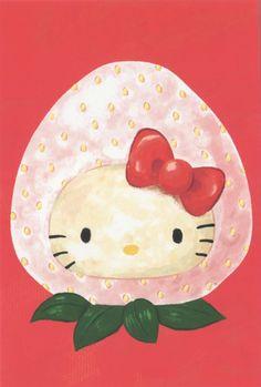 Hello Kitty Strawberry