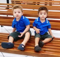 #cidadania em #dosedupla: os #gêmeos Matheus e Miguel foram juntos ao Poupatempo Araras tirar a 1ª via do RG.