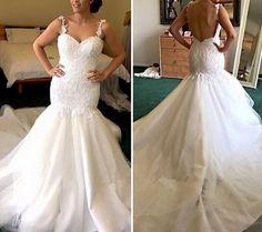 Wedding Dress,White Wedding Dresses,Long Wedding Gown,Bridal Dress