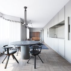 56 sqm Apartment – Minimalissimo