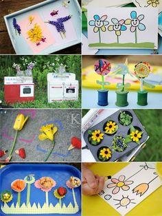 spring art projects school-art-projects