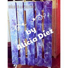 Hasta Finales de Julio, exposición de Alicia Díez!! LAZULITArt Gallery