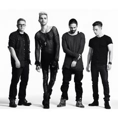 Tokio Hotel @tokiohotel Instagram photos | Websta (Webstagram)