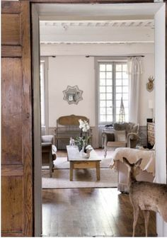 [Home] Atmósfera mágica al más puro estilo francés   Decorar tu casa es facilisimo.com