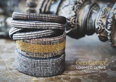 Love Heals Jewelry | Loomed Cuffs