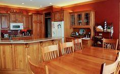 Kitchen on pinterest burnt orange kitchen wall colors - Burnt orange kitchen decor ...